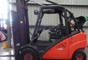 Used Forklift: H25T -Genuine Preowned Linde