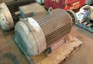 40kw 12 pole 415v Dual Speed electric motor