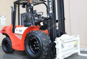 Heli   All Terrain Forklift