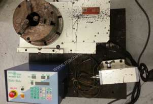 Golden Sun CNC- 321V 4th axis rotary table