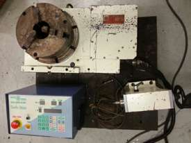 Golden Sun CNC- 321V 4th axis rotary table  - picture0' - Click to enlarge