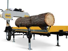 SAWMILL Norwood frontier Sawmill  OS27 13.5HP Portable Band saw  Mill Sawmill Australian design  - picture3' - Click to enlarge