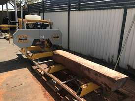 SAWMILL Norwood frontier Sawmill  OS27 13HP Portable Band saw  Mill Sawmill Australian design  - picture14' - Click to enlarge