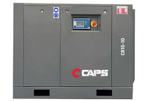 CAPS 15kW / 70cfm Rotary Screw Air Compressor - CR15-10