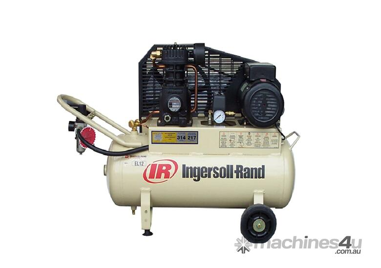 Ingersoll Rand EL12 7.7cfm Reciprocating Air Compressor