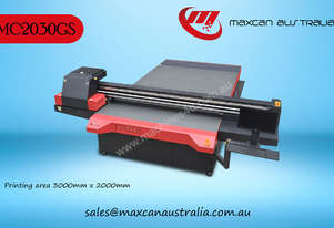 Maxcan Australia MC 2030GS - 8H   UV Cured Flatbed Digital Printer