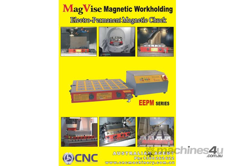 EEPM-CIR Electro-Permanent Magnetic Chucks