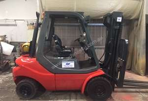 Linde Late Model   Forklift