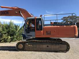 Zaxis 330 Excavator  - picture0' - Click to enlarge