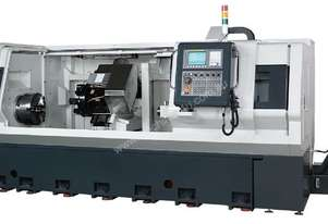 Y axis CNC lathes up to 3000mm and 160mm bore