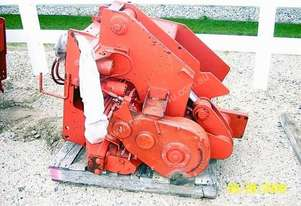 new H512 ,  hydralic sliding trencher attachment