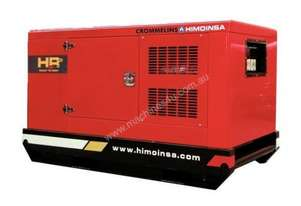 Himoinsa 35kVA Rental Ready Three Phase Diesel Generator