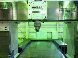 Used Mitsubishi Double Column Machining Centre - picture2' - Click to enlarge