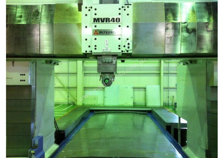 Used Mitsubishi Double Column Machining Centre