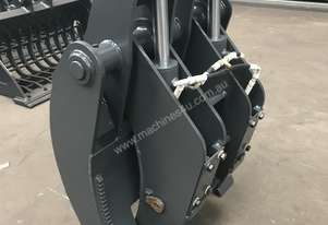Hydraulic Demolition 5 Finger Box Finger Grab to suit 6.5 to 8 to 10 Ton