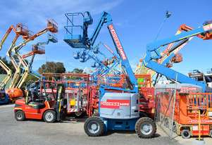 2011 Genie Z-34/22 IC Articulating Boom Lift