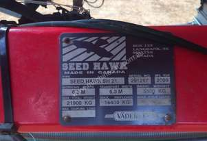 Seed Hawk  Air Seeder Complete Single Brand Seeding/Planting Equip