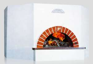 Vesuvio OT100 OT Series Round Commercial Wood Fired Oven
