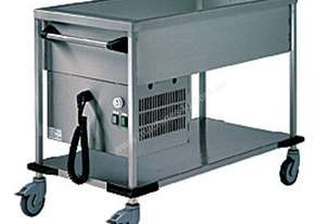 Rieber ZUB 3-K Refrigerated Delivery Trolley