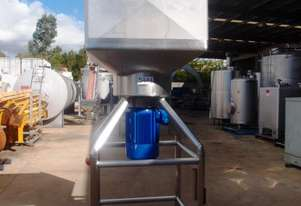 Hi Speed Liquid Mixer, Liquiverter, 1,000Lt