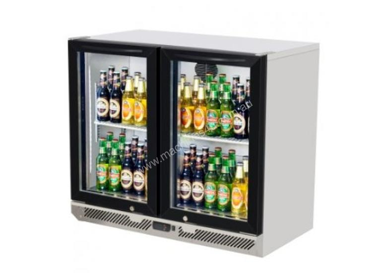Turbo Air TB9-2G (800) BAR BOTTLE COOLER Refrigerator