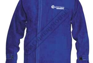 WC-01784 Professional Promax BL7 Welding Jacket Size: 2XL - Double Extra Large Premium A-Grade Cowhi