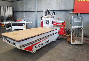 Cosmec Fox 48 CNC - Made In Italy