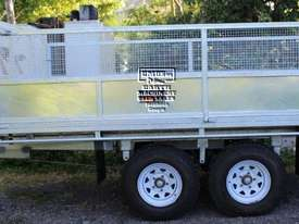 New Tipping Trailer, good quality & well built. EMUS NQ - picture1' - Click to enlarge
