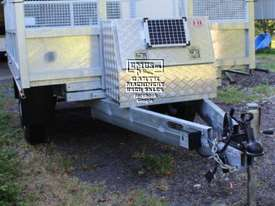 New Tipping Trailer, good quality & well built. EMUS NQ - picture2' - Click to enlarge