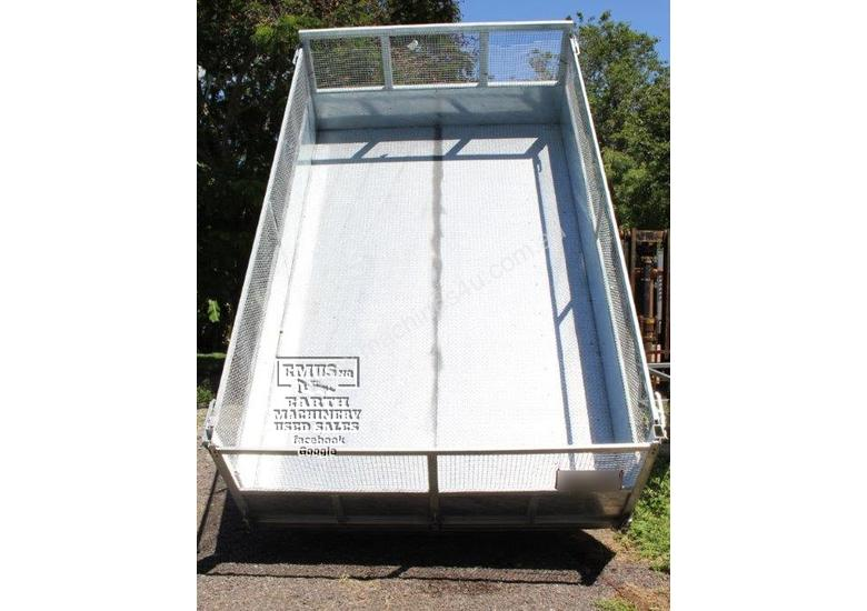 New Tipping Trailer, good quality & well built. EMUS NQ