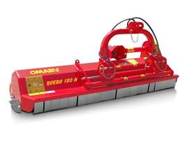 2018 OMARV ROERO 120 H FLAIL MULCHER (1.2M CUT) - picture0' - Click to enlarge