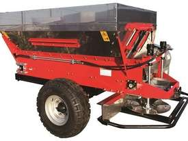 2018 IRIS VIKING 3000 TRAILING BELT SPREADER (3000L) - picture0' - Click to enlarge