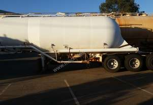 1 x Pneumatic 3 Axle Semi Trailer