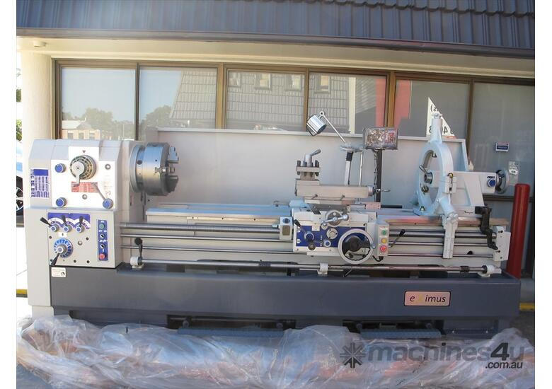 � 560mm Swing Centre Lathe, 104mm Spindle Bore, up to 4m BC