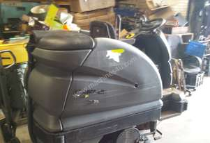 Karcher FLOOR SCRUBBER RIDE ON