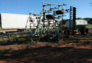 Forward 270 Seeder Bar Seeding/Planting Equip