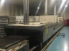 Meicke turbo tunnel oven - picture3' - Click to enlarge