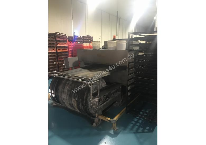 Meicke turbo tunnel oven