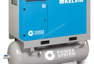 Kelvin Series European Built Fully Featured Screw Compressors
