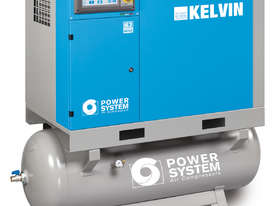Power System Kelvin Series European Built Fully Featured Screw Compressors - picture0' - Click to enlarge