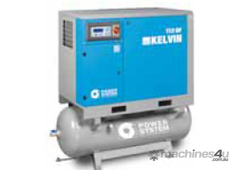 Power System Kelvin Series Rotary Screw Compressors Fully Featured