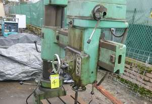 Z3025x10 3 Phase Radial Arm Drill IN AUCTION