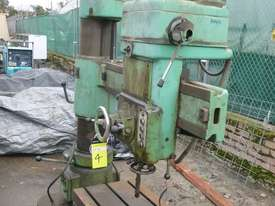Z3025x10 3 Phase Radial Arm Drill IN AUCTION - picture0' - Click to enlarge