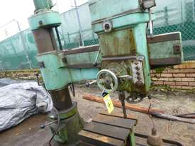 Z3025x10 3 Phase Radial Arm Drill IN AUCTION - picture2' - Click to enlarge