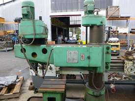 Z3025x10 3 Phase Radial Arm Drill IN AUCTION - picture3' - Click to enlarge