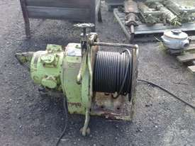 Winches, Pneumatic. - picture0' - Click to enlarge
