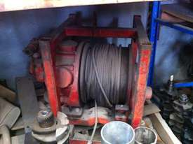 Winches, Pneumatic. - picture2' - Click to enlarge