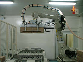 Robotic Palletising - picture0' - Click to enlarge