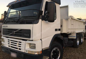 Volvo FM12 Tandem Tipper, rebuilt engine, new paint, Call EMUS