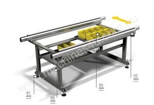 Emmegi Acca XL Assembly Table